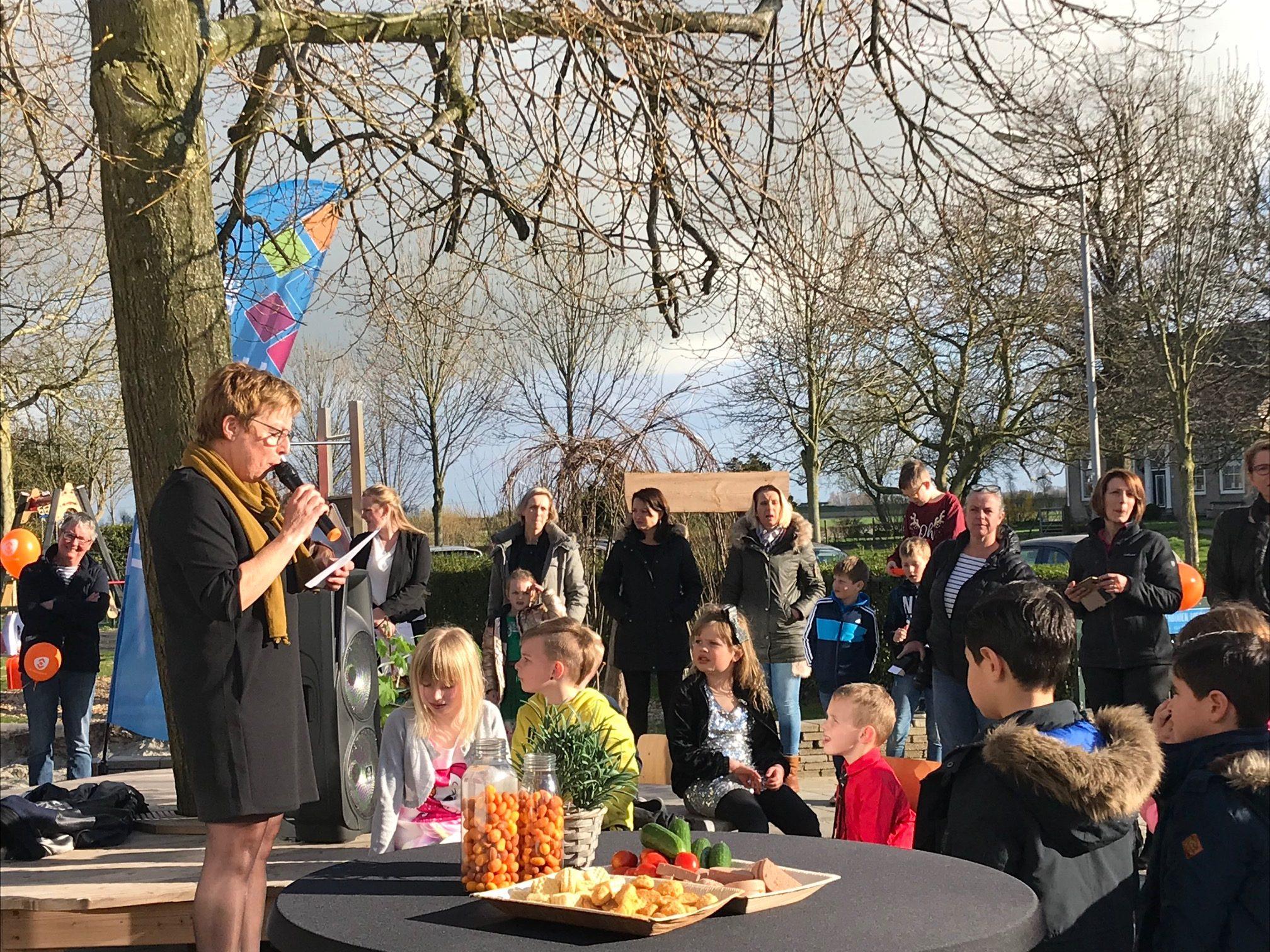 Omnis Kindcentrum 't Opstapje officieel geopend